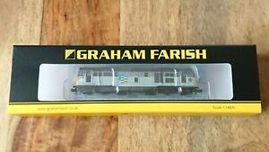 Graham Farish N Gauge 371-136 Class 31/1 (Refurbished) 31319 BR Railfreight NEW