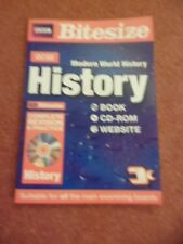 BBC Bitesize GCSE Modern World History- Book, CD -Rom