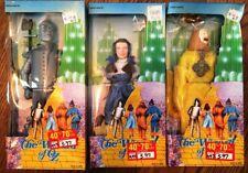 Sky Kids Inc 1991 The Wizard of Oz Dolls (3) NIB* Lion, Tin Man & Dorothy w/Toto