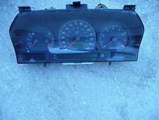 99-00 VOLVO V70 SPEEDOMETER MPH,SEDAN,COMPLETE CLUSTER
