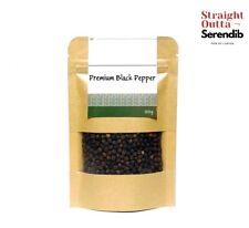 Ceylon ORGANIC Premium Quality Black Pepper - Peppercorns 100g from Sri Lanka