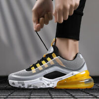 Men's Air Bright Sneakers Athletic Sports Running Shoes Casual Breathable Jogg