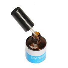 UV Topcoat Top Coat Seal Glue Acrylic Nail Art Gel Polish Gloss