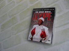 THE GREAT WHITE HYPE - SAMUEL L. JACKSON - REGION 4 PAL DVD