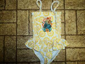 The Disney Store Frozen Swimsuit. Sz. 4. Adorable!