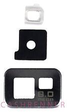 Lente cámara marco n cubierta camera lens frame Bezel Samsung Galaxy s2 i9100
