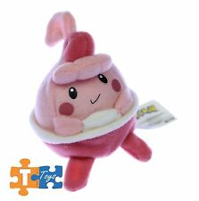 "HAPPINY Pokemon Plush 3"" Soft Jakks Figure ""NEW"""