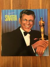 Frank Sinatra - Screen Sinatra - VINYL -1980 - Very Good
