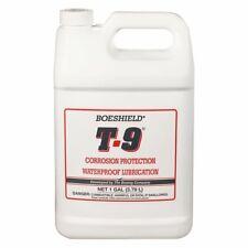 Boeshield T-9 Corrosion Shield and Waterproof Lubricant, 1-Gallon