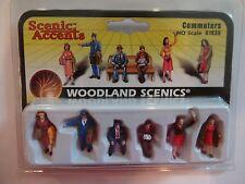 Woodland Scenics Ho #1839 - Commuters