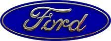 FORD racing Custom Decal chrome HIGH DETAIL! COOL!