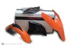 KIT PLASTIQUE RACETECH COULEURS ORIGINE POUR KTM SX 65 02-08 ORIGINE