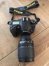 Nikon D7000 16.2MP Digital SLR Camera - Black (Kit w/ AF-S DX VR 18-105mm Lens)