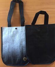 2 Small Lululemon Reusable Shopping Bag - Holidays 2016 & Oliver Wendell Holmes