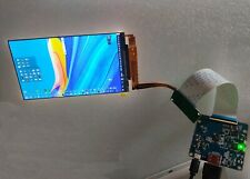 6inch LCD With Driver Board 2K 1440*2560 MIPI TO HDMI  Kit support raspberry Pi