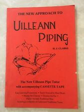 Uilleann Piping -  Music Book Full of Tunes For The Irish Pipes