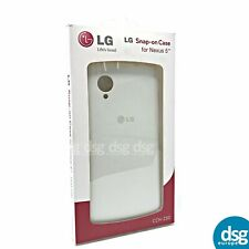 Official LG Snap On Case Snap-On Cover for LG Nexus 5 White CCH-250  ACUSWH
