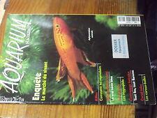 $$ Revue Aquarium Magazine N°179 Reproduction killies  Paracheirodon innesi