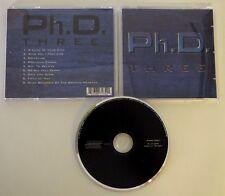 Ph.D – Three SIMON PHILLIPS, TOTO, PROTOCOL, JEFF BECK, TONY HYMAS, JIM DIAMOND