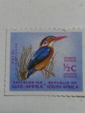 SOUTH AFRICA STAMP - 0.5c