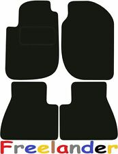 Land Rover Freelander Left Hand Drive Tailored Deluxe Quality Car Mats 1997-2006