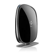 Belkin Wireless AC1800 Dual Band Modem Router ADSL Phoneline 4-Port Gigabit UK