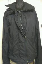 "Superdry Japan Mens Black Windcheater  WInter Mesh lining Jacket coat size S 36"""