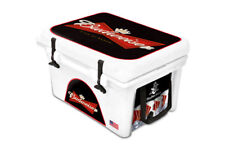 Skin Decal Wrap 24mil for ORCA 75qt Cooler L+I sticker Beer Crown
