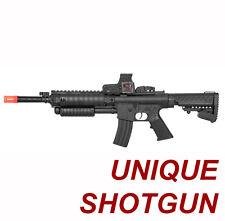 315 FPS Airsoft Pump Action Shotgun Spring Gun w/ Laser Sight 2308