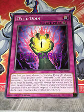 Carte Yu Gi Oh OEIL D'ODIN LC5D-FR202 x 3