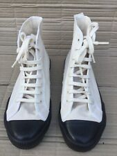 Grenson Mens  Hi- Top Canvas Sneakers(Trainere). UK 44. New RRP