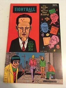 Eightball #3 Fantagraphics Daniel Clowes 1990 NM 4th Printing VF