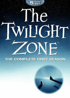 The Twilight Zone: Original 1959 Series Complete First Season (Season 1) DVD NEW