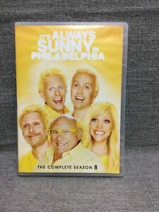 IT'S ALWAYS SUNNY IN PHILADELPHIA: THE COMPLETE 8TH SEASON (DVD)