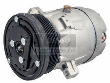 For 1998-1999 Chevrolet Lumina A/C Compressor Denso 73841SD 3.8L V6