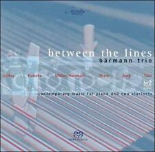 BETWEEN THE LINES [HYBRID SACD] NEW CD