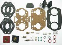 Weber IDF Repair Kit Fits 40 44 48 Carburetor Improve Paper gasket brass screw