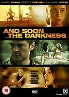 And Soon The Darkness [DVD][Region 2]