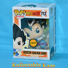 Dragon Ball Z - Vegeta Galick Gun 712 Chase Edition Funko Pop Vinyl