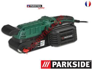 PARKSIDE® Ponceuse à bande PBS 900 C3, 900W