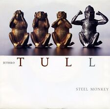 "JETHRO TULL ""Steel Monkey"" (45 RPM) 7"" Vinyl Record w/ picture sleeve MINT"