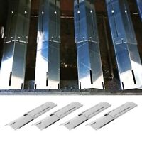 """21"""" Adjustable Stainless Steel BBQ Gas Grill Heat Plate Shield Tent Replacement"""