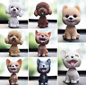 Spring Shaking Head Dog Toy Home Car Dashboard Decoration Bobble-head Puppy Doll