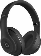 Apple Beats by Dr. Dre Studio 2.0 Over-Ear Wireless Noise Cancelling Matte Black