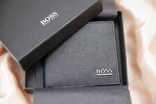 "Brand New Hugo Boss ""Mensur"" Bifold Wallet 50305560"