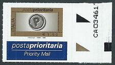 2005 ITALIA POSTA PRIORITARIA 1,50 EURO ROTOCALCO MNH ** - ED
