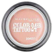 Productos de maquillaje de ojos rosas Maybelline New York