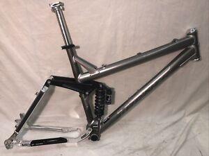 "Turner RFX Full Suspension Mountain Bike 20"" Frame, Fox DHX, Chris King, Thomson"