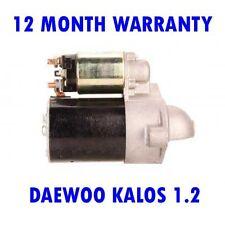 DAEWOO KALOS 1.2 HATCHBACK 2003 2004 2005 - 2015 RMFD STARTER MOTOR