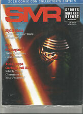 SPORTS MARKET REPORT, PSA PRICE GUIDE,  July, 2016 - Star Wars